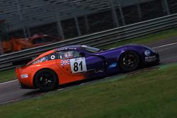 #81 Team LNT TVR Tuscan T400R: Warren Hughes, Jonny Kane