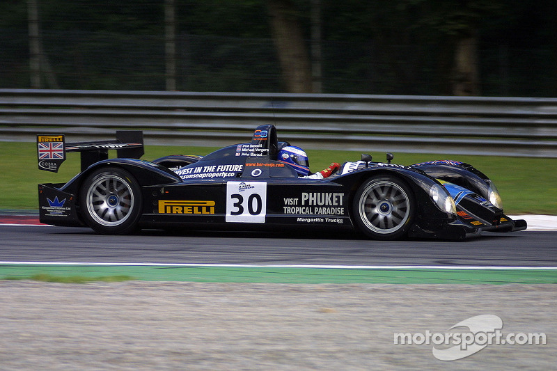 Kruse Motorsport Courage C-65 Judd : Phil Bennett, Michael Vergers, Juan Barazi