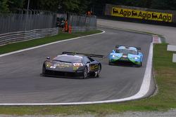 #63 JLOC Lamborghini Murcielago R-GT: Marco Apicella, Koji Yamanishi, Hisashi Wada