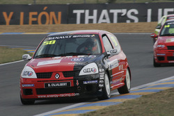 Saturday qualifying Clio Cup France