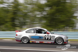 #99 Anchor Racing BMW M3: Anders Hainer, Boris Said, Joey Hand