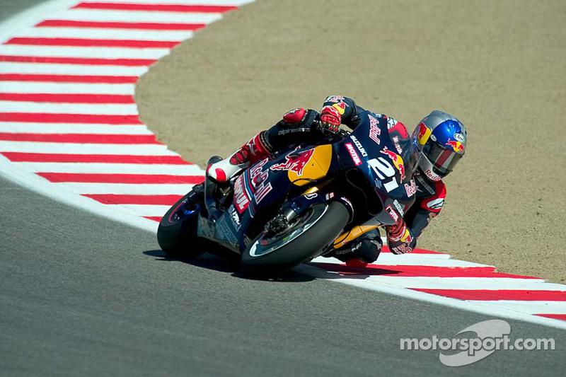 Suzuki - John Hopkins e Kenny Roberts Jr - GP dos Estados Unidos 2005