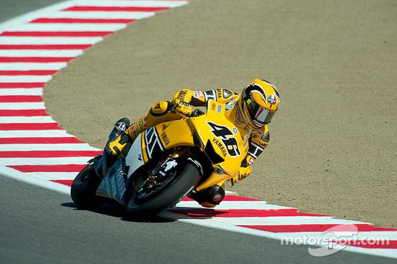 Valentino Rossi, Yamaha - GP van de Verenigde Staten 2005