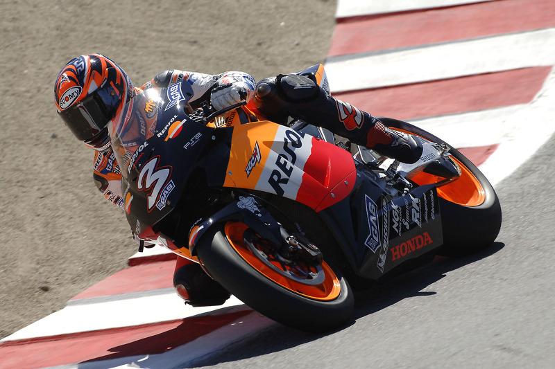 2005. Max Biaggi - Gran Premio de España - 7º