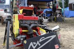 A Ferrari powerplant?