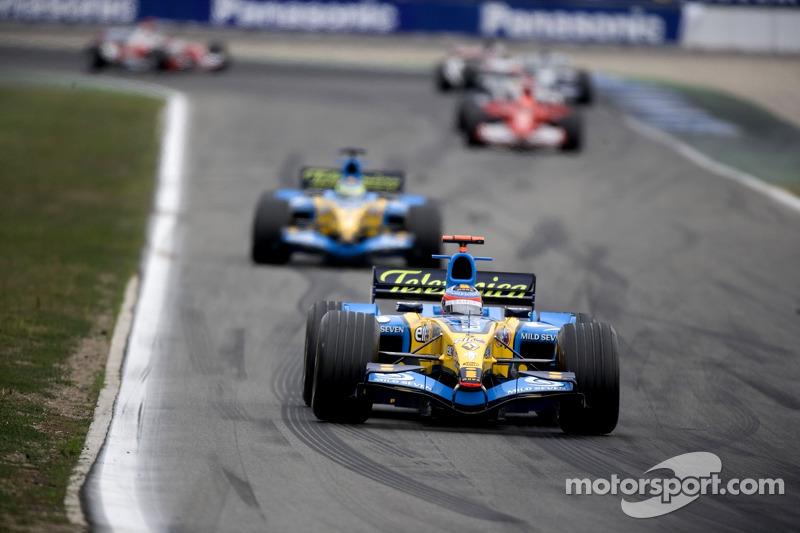 2005 : Grand Prix d'Allemagne