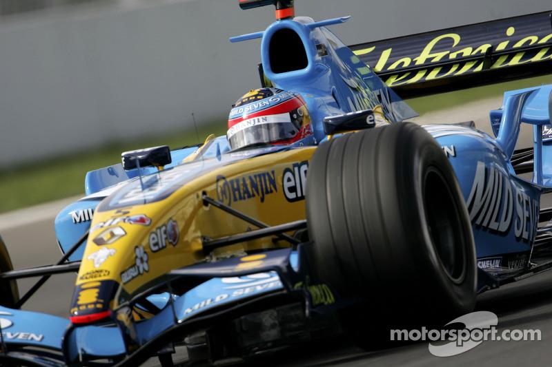 2005 - Fernando Alonso, Renault