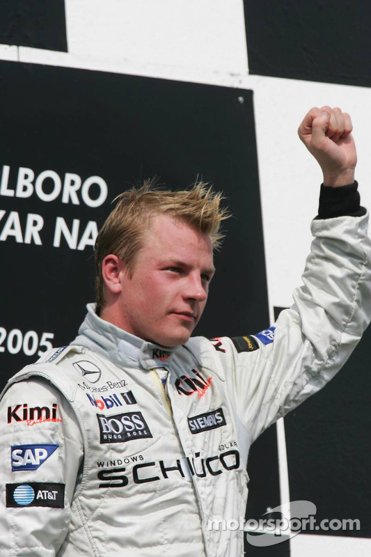 Grand Prix von Ungarn 2005 in Budapest: Sieger