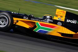 Stephen Simpson, A1 Team South Africa