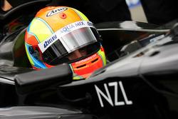 Matt Halliday, A1 Team New Zealand