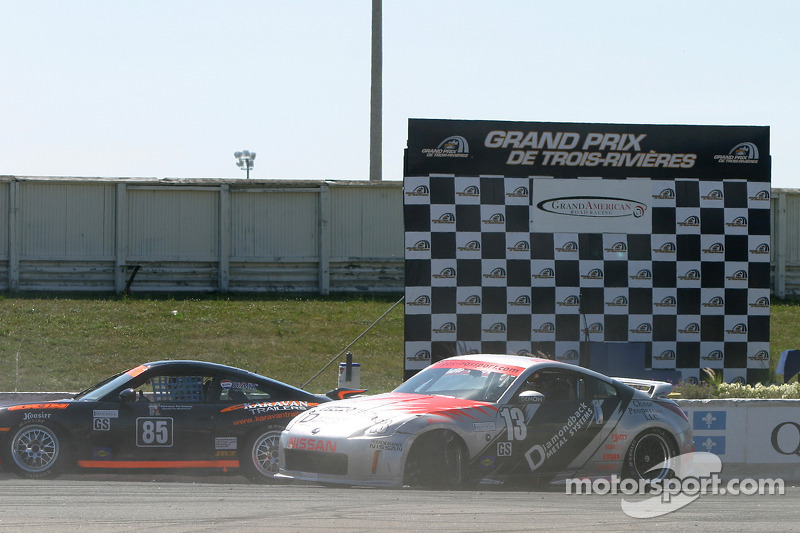 #13 Unitech Racing Nissan 350Z: David Murry, Blake Rosser
