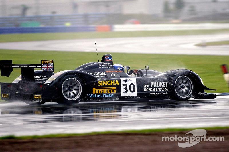 Kruse Motorsport Courage C65-Judd : Phil Bennett, Michael Vergers, Juan Barazi