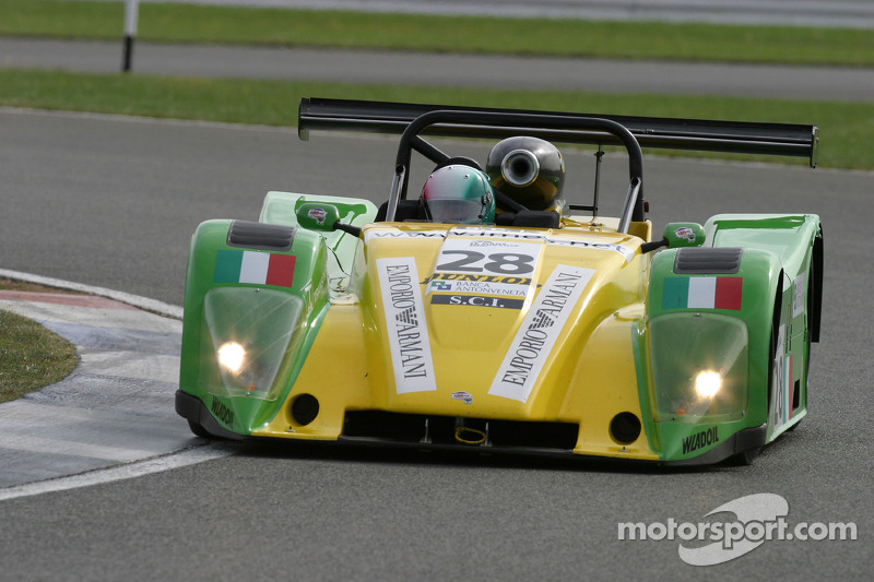 Randaccio Ranieri Tampolli- Nicholson McLaren : Ranieri Randaccio, Matteo Maria Tullio