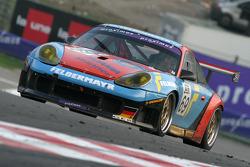 #69 Proton Competition Porsche 996 GT3-RS: Christian Ried, Gerold Ried, Horst Felbermayr, Horst Felbermayr Jr.
