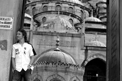 Visit of Istanbul: Jenson Button