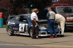 #27 Bill Fenton Motorsports Acura RSX - S: Eric Curran, Bob Endicott