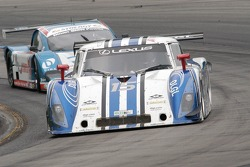 #15 CB Motorsports Lexus Riley: Chris Bingham, Hugo Guénette, Jacques Guénette Sr.