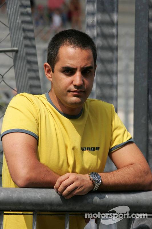 Juan-Pablo Montoya