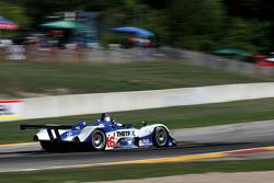 La Lola EX257 AER n°16 du Dyson Racing Team (James Weaver, Butch Leitzinger)