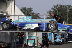 Car of Alexandre Negrao