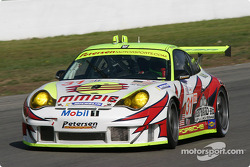 #31 White Lightning Racing Porsche 911 GT3 RSR: Michael Petersen, Patrick Long, Jorg Bergmeister