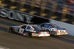 Scott Riggs and Ryan Newman