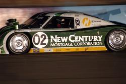 #02 New Century Mtg/ Chip Ganassi w/Sabates Lexus Riley: Cort Wagner, Stefan Johansson