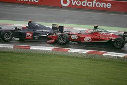 Can Artam and Mathias Lauda