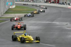 Pace lap: Tonis Kasemets