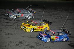 Radio-controlled race at the Audi Speedway