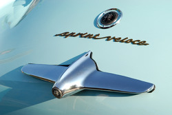 1959 Alfa Romeo Giulietta Sprint trunk