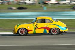 1965 Porsche 356 cpe