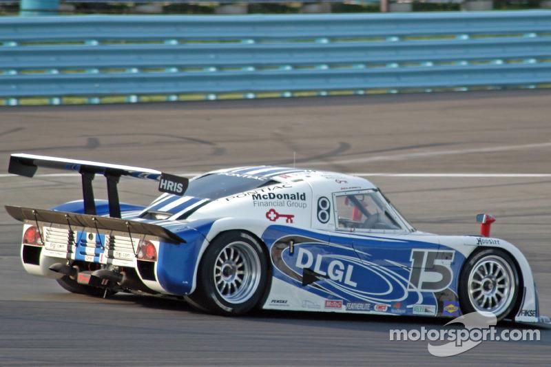 #15 CB Motorsports Pontiac Riley: Terry Borcheller, Hugo Guénette