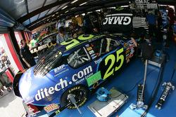 GMAC/ditech.com Chevy garage area