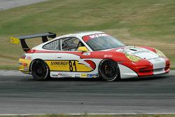 #81 Synergy Racing Porsche GT3 Cup: Mae Van Wijk, Craig Stanton
