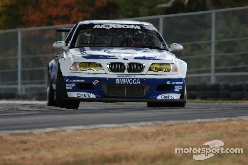 #13 Prototype Technology Group BMW M3: Billy Johnson, Matt Connolly