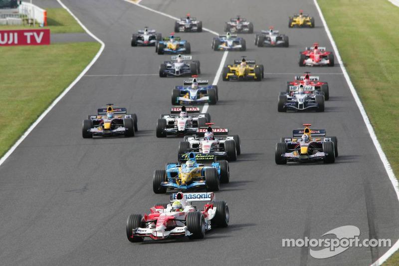 7. Гран Прі Японії-2005