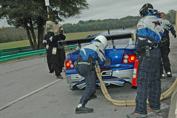 No 65 pit stop