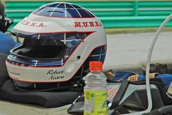 Robert Nearn helmet