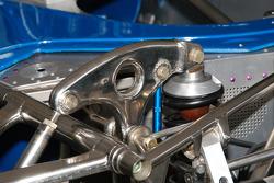 1973 Tyrrell 007 front rocker arm