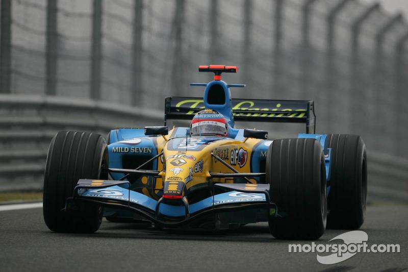 #36: Renault R25 (2005)