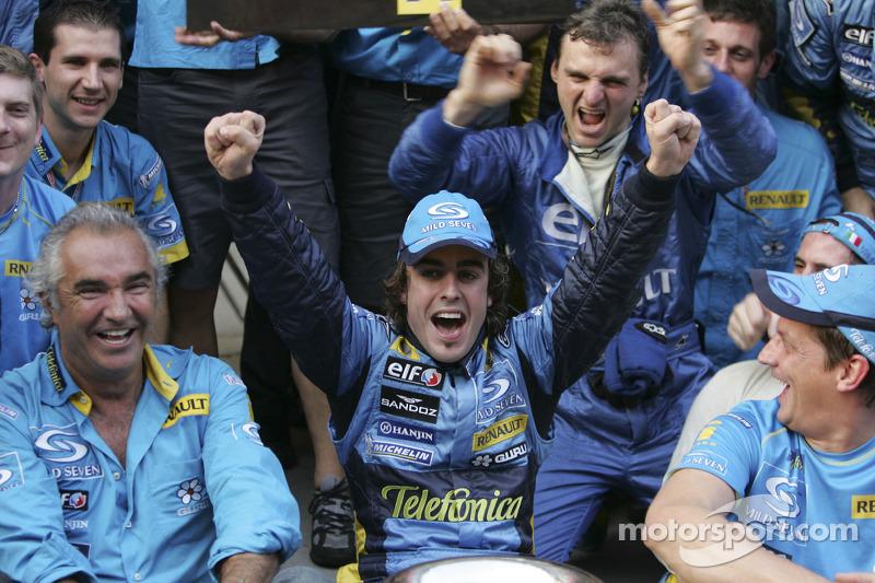 Fernando Alonso (2005, 2006)