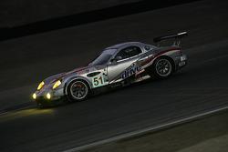 #51 Panoz Motor Sports Panoz Esperante GTLM: Marino Franchitti, Bryan Sellers