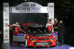 Gilles Panizzi and Hervé Panizzi