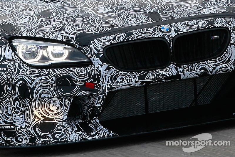 Der neue BMW M6 GT3