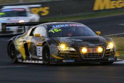 #15 菲尼克斯赛车队,奥迪R8 LMS ultra: Marco Mapelli, Laurens Vanthoor, Markus Winkelhock