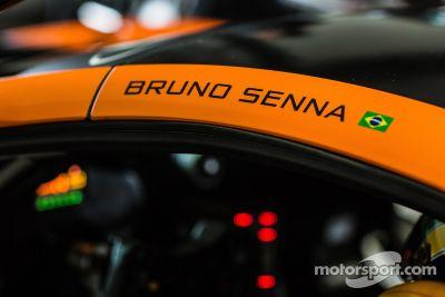 Bruno Senna entra na McLaren GT
