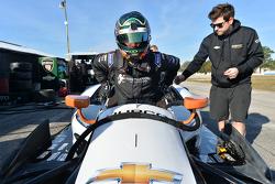 Йозеф Ньюгарден, CFH Racing Chevrolet