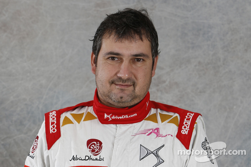 Daniel Elena, Citroën Total Abu Dhabi World Rally Team