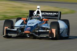Josef Newgarden, CFH Racing Chevrolet